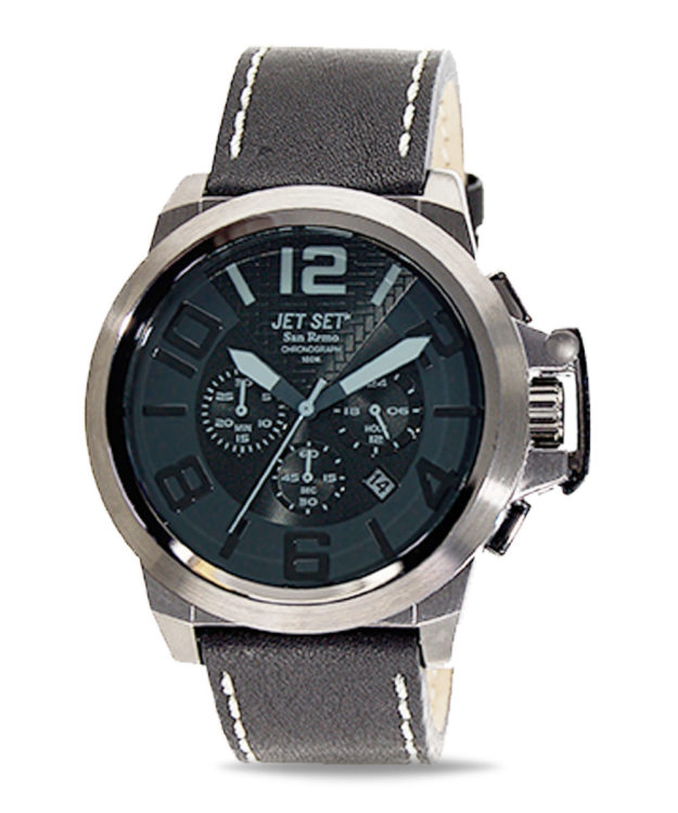 JETSET WATCHES Chronograph San Remo J6190B-267