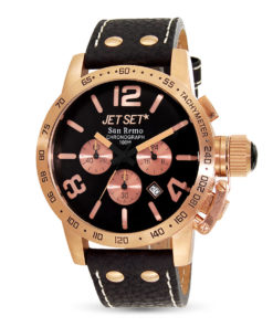 JETSET WATCHES Chronograph San Remo J8358R-237