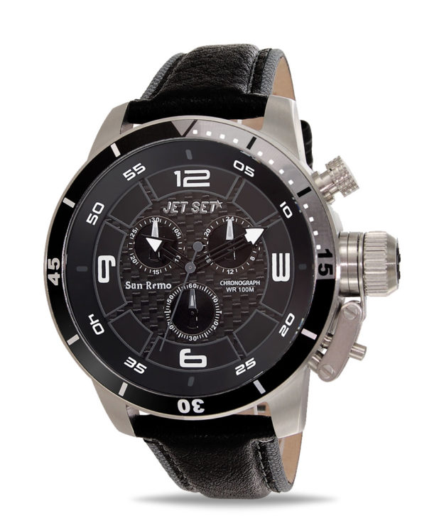 JETSET WATCHES Quarzuhr San Remo J91101-230